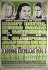 HEAVY METAL - NEGRO CASAS - EL SATANICO - LUCHA LIBRE