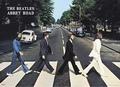ABBEY ROAD - THE BEATLES POSTER - Musikposter