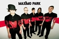MAXIMO PARK - Musikposter