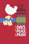 WOODSTOCK - 3 DAYS OF PEACE AND MUSIC - POSTER - Musikposter