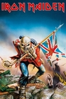 IRON MAIDEN POSTER TROOPER - Musikposter