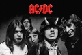 1 x AC/DC POSTER HIGHWAY TO HELL