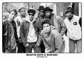 Beastie Boys & Run - DMC Poster Amsterdam 1987