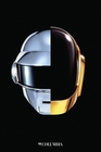 Daft Punk Helmet Poster