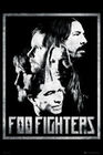 FOO FIGHTERS POSTER FACES - Musikposter