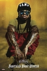 LIL WAYNE POSTER AMERICA'S MOST WANTED - POSTER - Musikposter