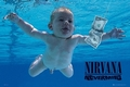 NIRVANA POSTER NEVERMIND - Musikposter