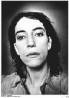 PATTI SMITH PORTRAIT - Musikposter
