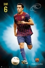 XAVI POSTER FC BARCELONA - Starposter
