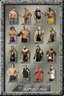 WWE - SUPERSTARS - POSTER - Starposter
