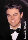LEONARDO DI CAPRIO - Starposter