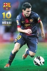 LIONEL MESSI POSTER FC BARCELONA ACTION - Starposter