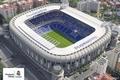 REAL MADRID STADION - ESTADIO SANTIAGO BERNABEU POSTER - Starposter