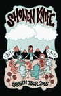 SHONEN KNIFE 2005 TOUR POSTER