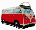 VW BUS T1 KULTURBEUTEL BULLI - ROT - VOLKSWAGEN - Taschen - Schminktaschen - VW Merchandise