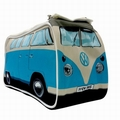 VW BUS T1 KULTURBEUTEL BULLI - BLAU - VOLKSWAGEN - Taschen - Schminktaschen - VW Merchandise