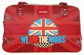 SKYLINE TASCHE WE ARE THE MODS - ROT - Taschen - Brighton