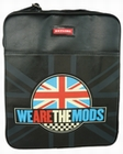 SKYLINE TASCHE WE ARE THE MODS - SCHWARZ - Taschen - Brighton