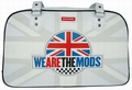 SKYLINE TASCHE WE ARE THE MODS - WEISS - Taschen - Brighton