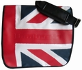 LAMBRETTA TASCHE - MESSENGERBAG UNION JACK - Taschen - Lambretta