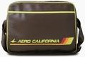 LOGOSHIRT - AERO CALIFORNIA TASCHE - BRAUN - FAKE LEATHER - Taschen - Logoshirt