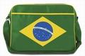 LOGOSHIRT - BRASILIEN TASCHE - QUERFORMAT - Taschen - Logoshirt