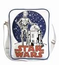 STAR WARS DROIDEN R2D2 C3PO TASCHE - HOCHFORMAT - Taschen - Logoshirt