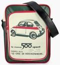 FIAT 500 SCHULTERTASCHE - GRÜN - Taschen - Merchandise