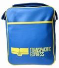 1 x SKYLINE TASCHE - TRANSPACIFIC EXPRESS - BLAU
