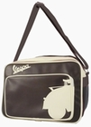 2 x VESPA SCHULTERTASCHE - BRAUN/BEIGE
