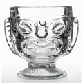 TIKI GLASS CUP