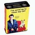 SPARDOSE - SAVING UP TO CLONE MY CAT - Merchandise - BlueQ - Spardosen