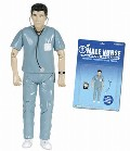MALE NURSE ACTION FIGURE