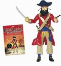 BLACKBEARD PIRATE ACTION FIGURE
