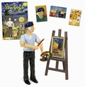 VINCENT VAN GOGH ACTION FIGURE - Toys - Action Figure - Diverse