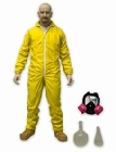 BREAKING BAD ACTIONFIGUR WALTER WHITE OVERALL GELB