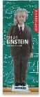 SOLARFIGUR ALBERT EINSTEIN - SOLAR FIGURINE - Toys - Action Figure