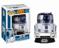 STAR WARS POP! VINYL WACKELKOPF-FIGUR R2-D2 - Toys - Head Knockers