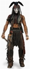 THE LONE RANGER ACTIONFIGUR TONTO (JOHNNY DEPP) - Toys - Action Figure - Diverse