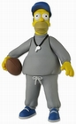 THE SIMPSONS 25TH ANNIVERSARY ACTIONFIGUR COACH HOMER - Toys - Action Figure - Simpsons