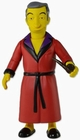 THE SIMPSONS 25TH ANNIVERSARY ACTIONFIGUR HUGH HEFNER - Toys - Action Figure - Simpsons