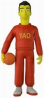THE SIMPSONS 25TH ANNIVERSARY ACTIONFIGUR YAO MING - Toys - Action Figure - Simpsons