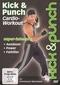 KICK & PUNCH CARDIO-WORKOUT - DVD - Sport
