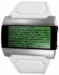 Tokyoflash Uhr - Kaidoku white green Modell: TF-0011