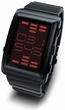 Tokyoflash Uhr - Kisai OTO red Modell: TF-0015