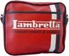 LAMBRETTA TASCHE - STREIFEN ROT