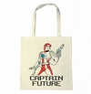 Captain Future Jutetasche