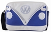 VW BUS TASCHE BULLI - BLAU - QUERFORMAT - VOLKSWAGEN
