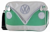 VW BUS TASCHE BULLI - GRN - QUERFORMAT - VOLKSWAGEN