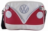 VW BUS TASCHE BULLI - ROT - QUERFORMAT - VOLKSWAGEN